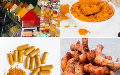 All about turmeric
