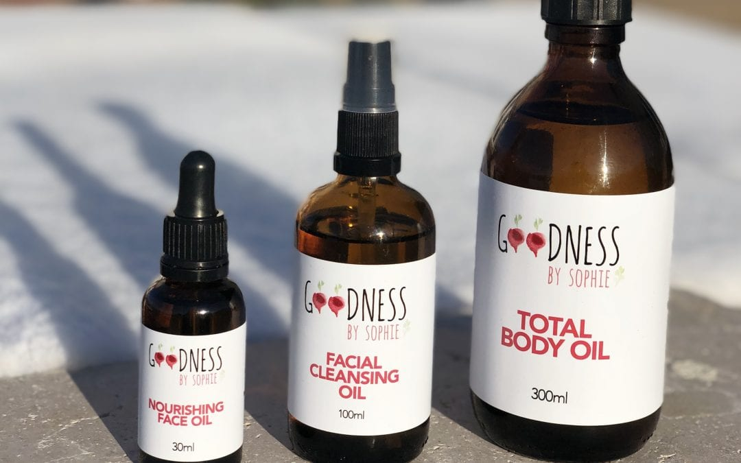 Natural Skincare at Goodness By Sophie