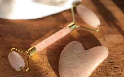 Show your lymphatic system some love with a gua sha and other natural beauty tips